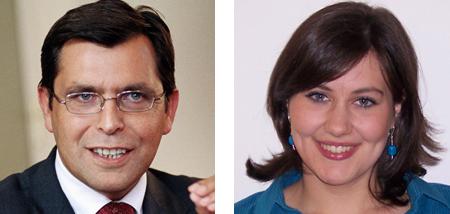 Alfred Autischer und Katharina Stierschneider